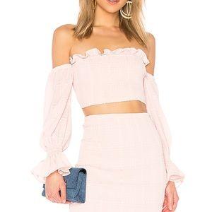 LPA Pink Top